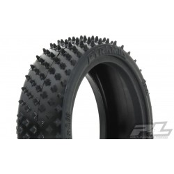 Pyramid 2.2 2WD Z4 (Soft Carpet) Off-Road Carpet Buggy Front Tires (2)