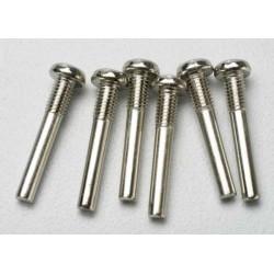 Screw pin, 2.5x18mm (6), TRX5144