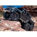 Traxxas TRX-6 Mercedes-Benz G 63 AMG Body 6X6 Electric Trail Truck Black Electro Auto's 1/10