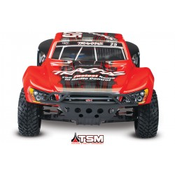 Traxxas Slash 2WD VXL brushless short course RTR 2.4GHz TQi Compleet met TSM