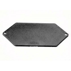 Mounting plate, receiver, TRX4433