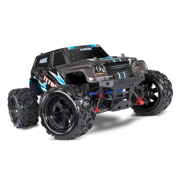LaTrax Teton 1/18, Brushed (incl battery/charger), BLACK Electro Auto,s 1/18
