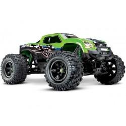Traxxas X-Maxx 4WD VXL-8S Monstertruck TQi TSM (no battery/charger), Green V2