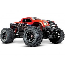 Traxxas X-Maxx 4WD VXL-8S Monstertruck TQi TSM (no battery/charger), RedX v2