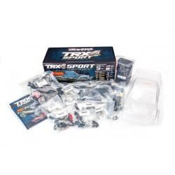 Traxxas TRX-4 sport KIT crawler TQi XL-5(No battery/charger/electronics), TRX82010-4