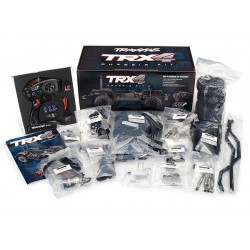 Traxxas TRX-4 KIT Crawler TQi, XL-5, without battery and charger, #TRX82016-4