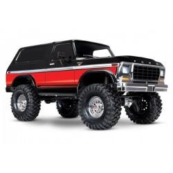 Traxxas TRX-4 Bronco Crawler Red