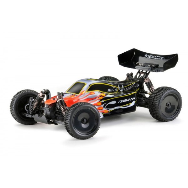 """1:10 EP Buggy """"AB2.4BL"""" 4WD Brushless RTR Absima"""