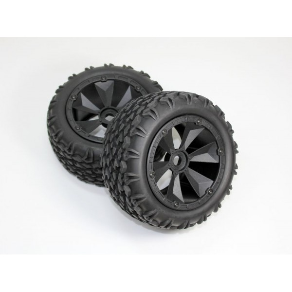 Wheel Set Monster Truck (2) AMT8