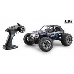 Scale 1:16 4WD High Speed Sand Buggy X TRUCK 2,4GHz Black/Blue