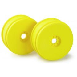 1:8 Buggy disc rims yellow (2)