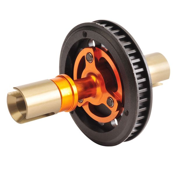 Solid Axle Gear incl. Aluminum adaptor, aluminum outdrives Onroad